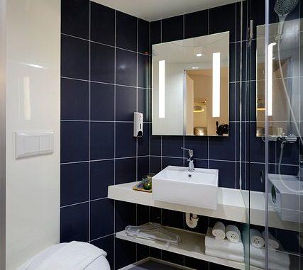 hotelowa łazienka